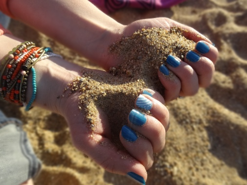 Beach post 027