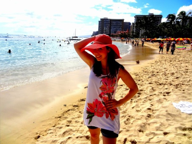 Hawaii outfit